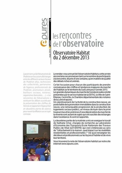 33eme rencontre fnau : 1eres rencontres territoriales de la cohesion urbaine