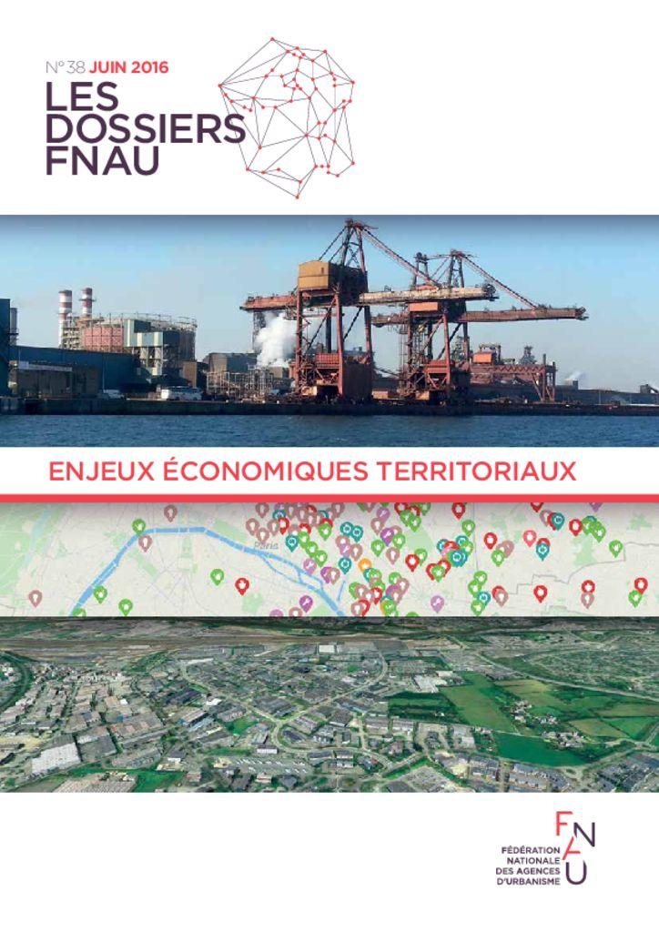 thumbnail of dossier FNAU 38 ECONOMIE