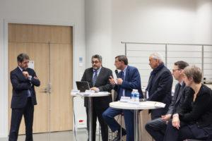 Assemblee generale Federation nationale des agences d'urbanisme, Vaulx en Velin. Octobre 2015