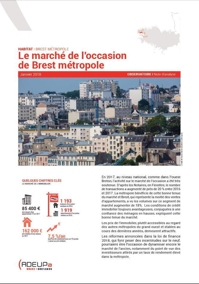 Le marché de l'occasion de Brest métropole
