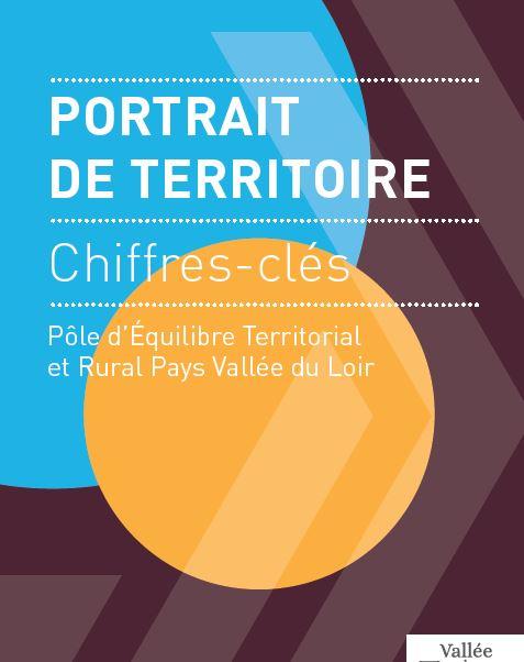 Portrait de territoire Chiffres-clés Pôle d'Equilibre Territorial et Rural Pays Vallée du Loir