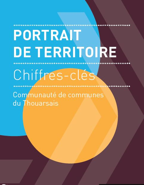 Portrait de territoire Chiffres clés Communauté de communes du Thouarasias