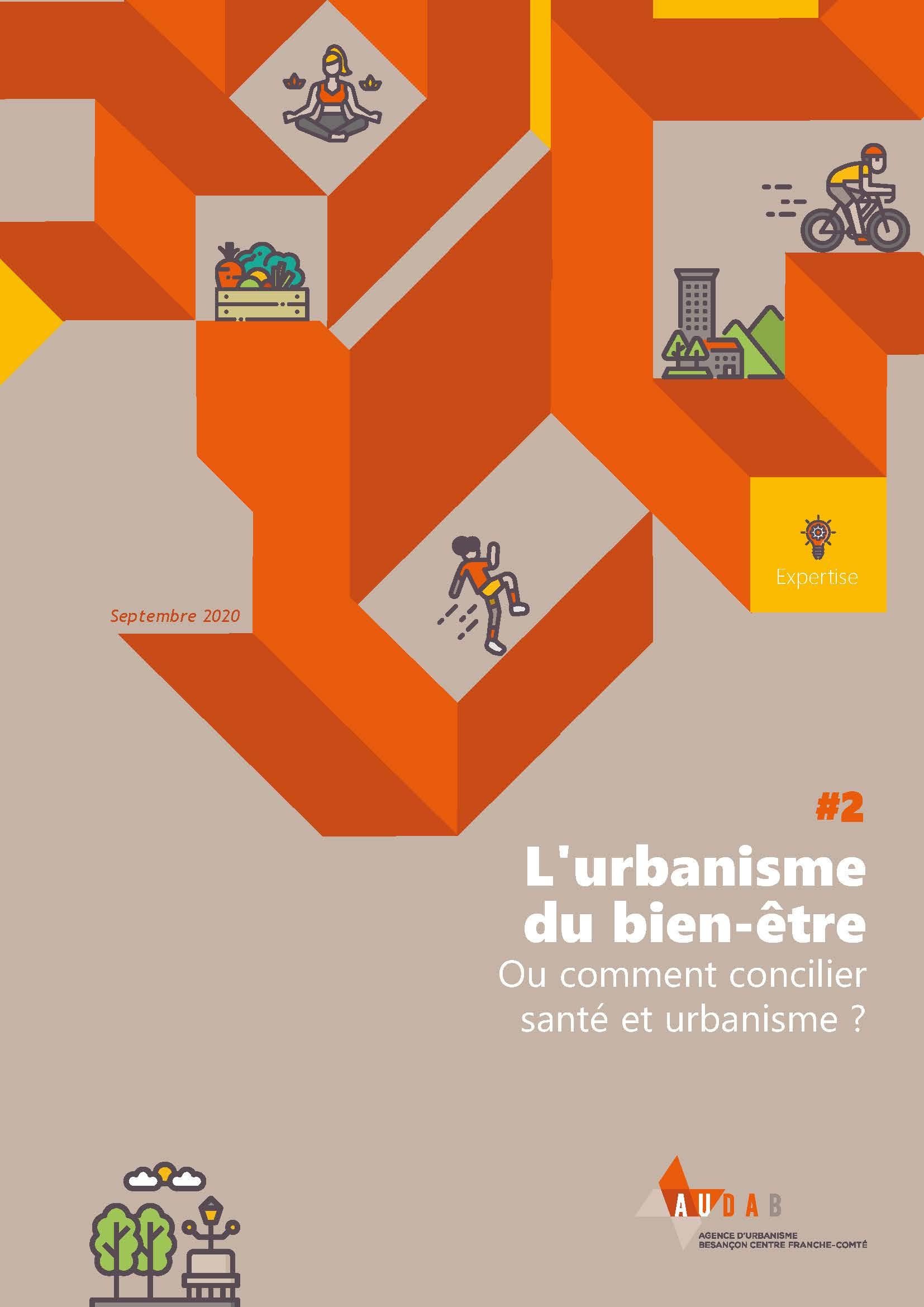 Urbanisme de bien-être – Ou comment concilier santé et urbanisme
